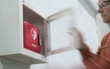 La oferta más completa en servicios integrales de cardio-protección.