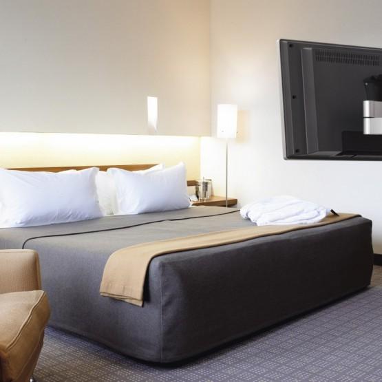 Hotel TV Soportes audio pequeño electrodoméstico