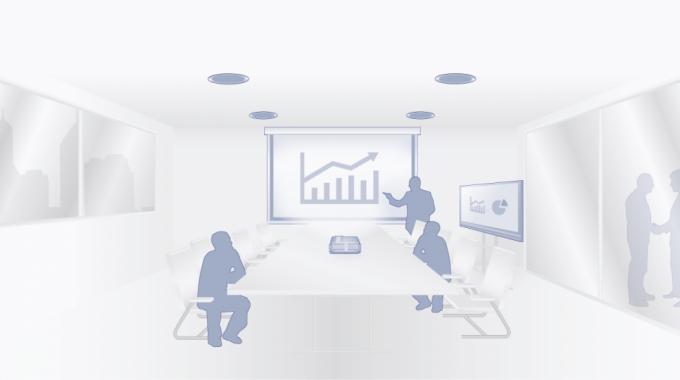 Soluciones Elipsys para salas de reuniones